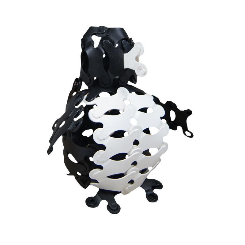 TicToys Binabo 60 Chips, black and white - Da Da Kinder Store