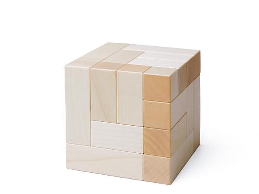 Naef Cubicus Natural Wood
