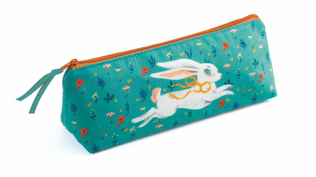 Djeco Trousse- Pencil Case Lucille - Da Da Kinder Store Singapore