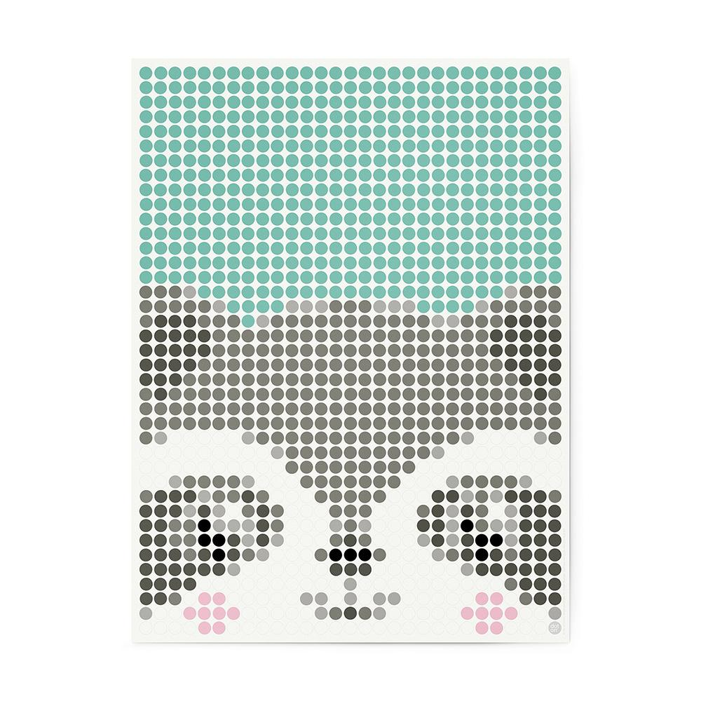 dot on art kids | racoon - Da Da Kinder Store Singapore