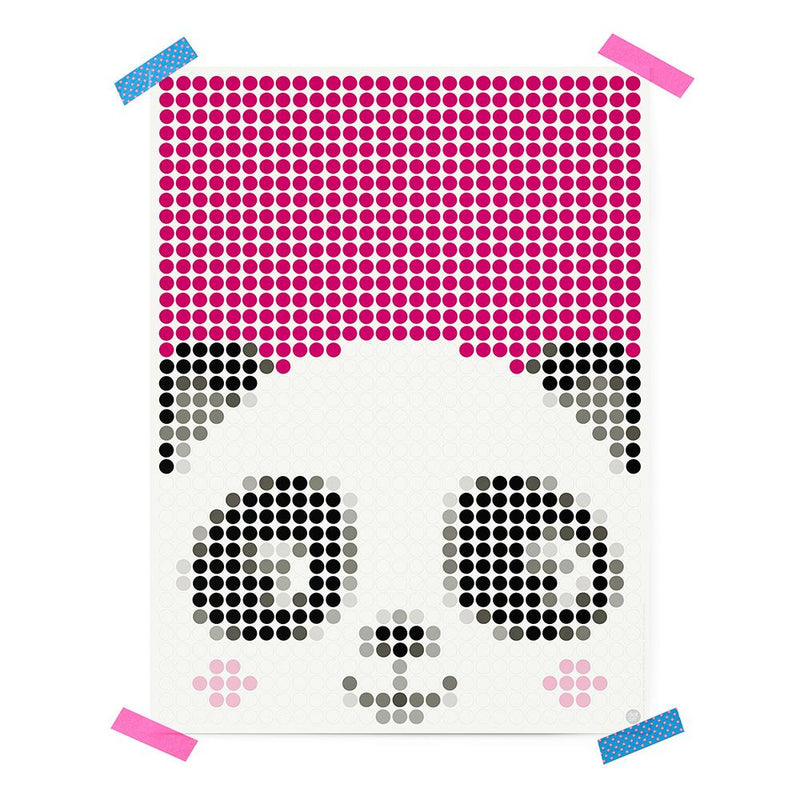 dot on art kids | panda - Da Da Kinder Store Singapore