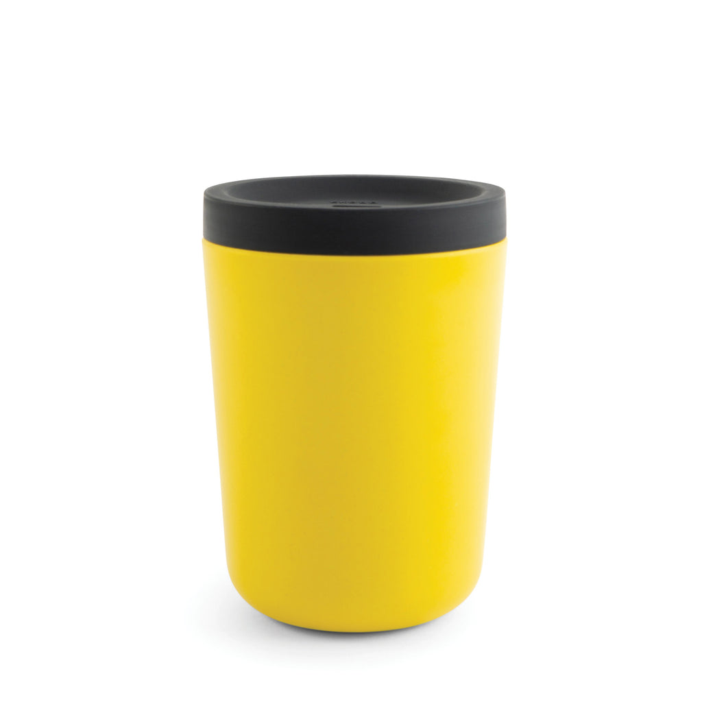 EKOBO Go Reusable Takeaway Cup, Lemon - Da Da Kinder Store Singapore