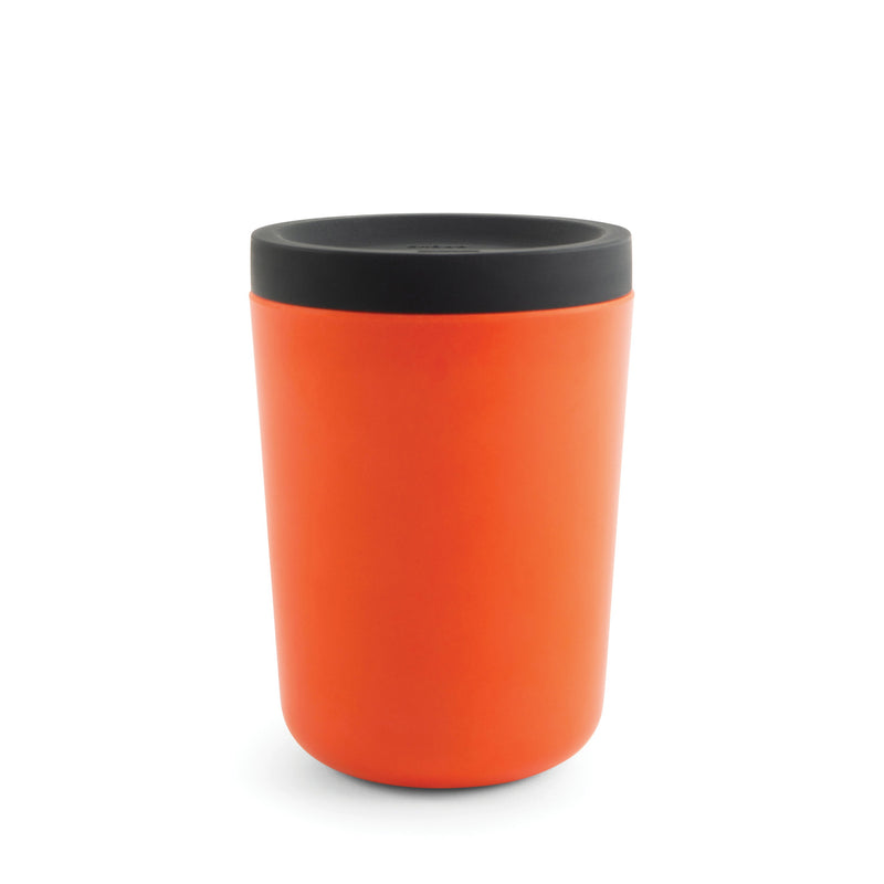 EKOBO Go Reusable Takeaway Cup, Persimmon - Da Da Kinder Store Singapore