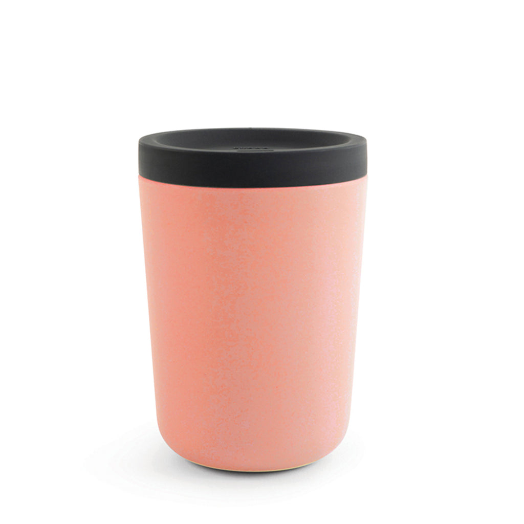 EKOBO Go Reusable Takeaway Cup, Coral - Da Da Kinder Store Singapore