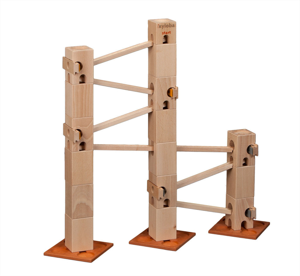 Xyloba Marble Run ~ Melodia Folksongs I