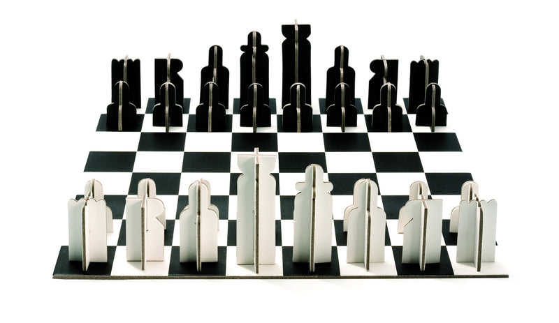 londji Carboard Chess Game | Da Da Kinder Store
