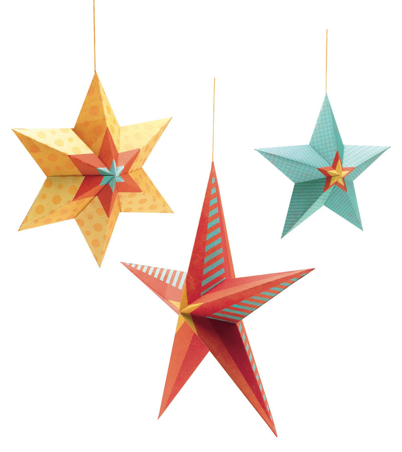 Djeco Lightweights To Hang - Stars At Night - Da Da Kinder Store Singapore