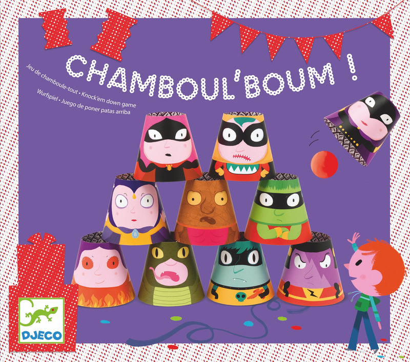 Djeco Birthday Game - Chamboul Boum - Da Da Kinder Store Singapore