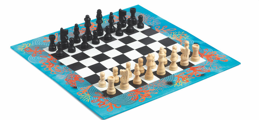 Djeco Classic Game - Chess - Da Da Kinder Store Singapore