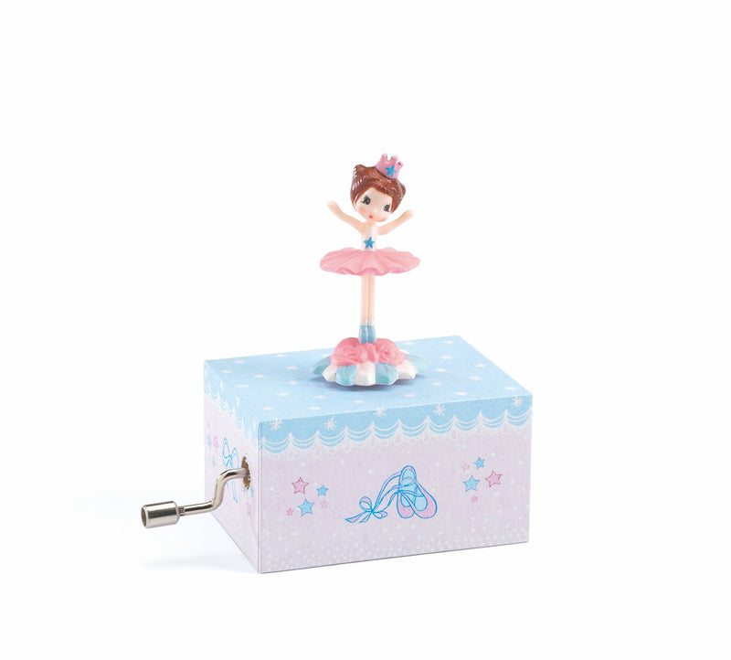 Djeco Musical Box - Ballerina On Stage - Da Da Kinder Store Singapore