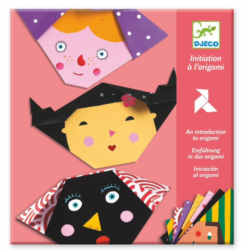 Djeco Origami - Faces - Da Da Kinder Store Singapore