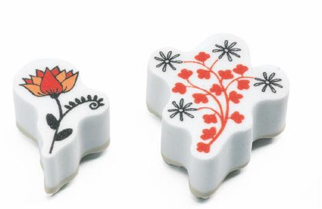 Djeco Mini Stamps - Flowers - Da Da Kinder Store Singapore