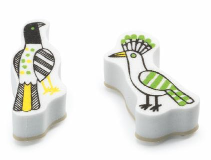 Djeco Mini Stamps - Plumes - Da Da Kinder Store Singapore