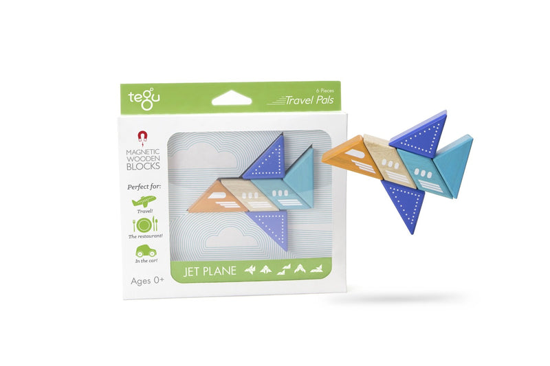Tegu Jet Plane Travel Pal