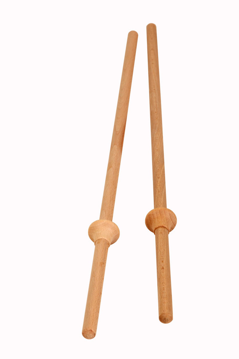TicToys Tualoop, pair of sticks