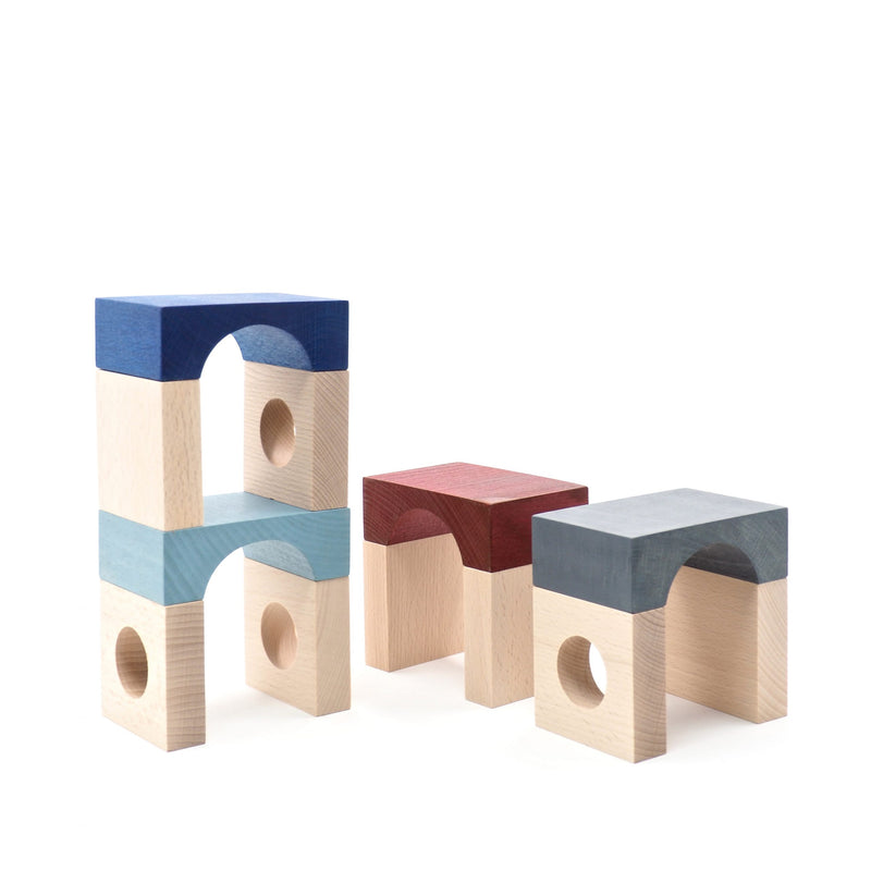 lubu lona Tunnel Blocks - Tetuan Medium Set