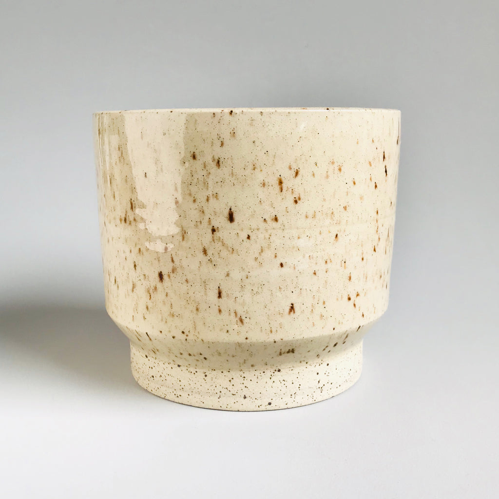 Handmade Speckled Ceramic
