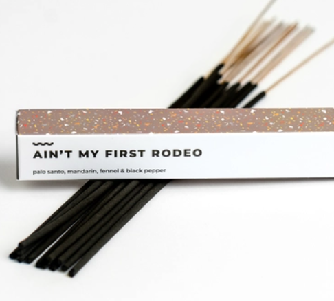 Ain't My First Rodeo Incense Sticks
