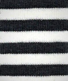Navy & White, 4mm stripe