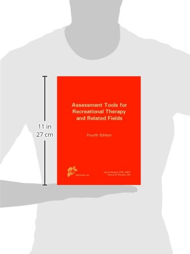 Assessment Tools for Recreational Therapy and Related Fields, 4th Edition