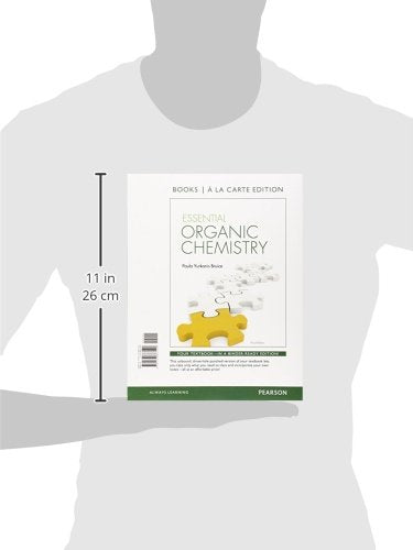 Essential Organic Chemistry, Books a la Carte Edition