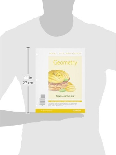 Geometry, Books a la Carte Edition Plus MyLab Math with Pearson eText -- Access Card Package