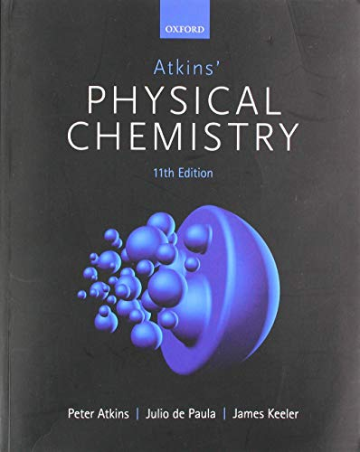 Atkins' Physical Chemistry 11e