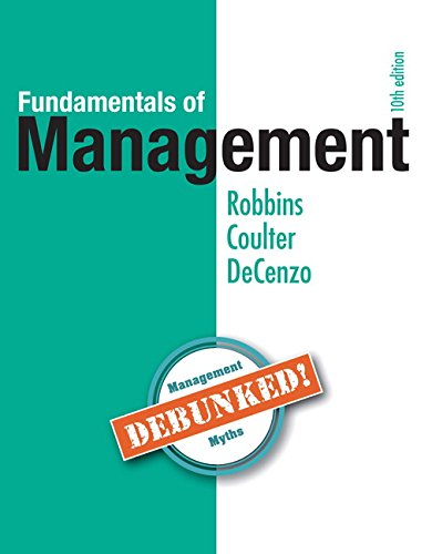 Fundamentals of Management Plus 2017 MyLab Management with Pearson eText -- Access Card Package (10th Edition)