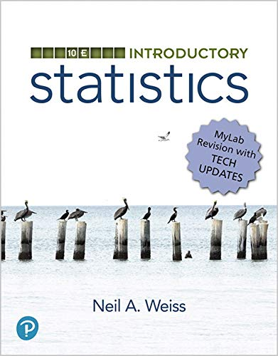 Introductory Statistics, MyLab Revision with Tech Updates Plus MyLab Statistics with Pearson eText -- 24 Month Access Card Package