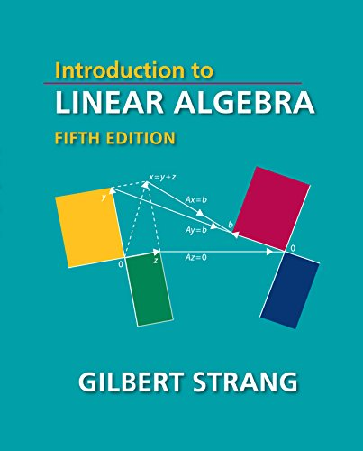 Introduction to Linear Algebra (Gilbert Strang)