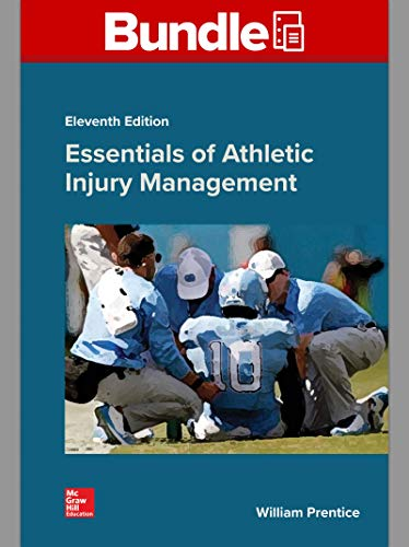 GEN COMBO LL ESSENTIALS OF ATHLETIC INJURY MANAGEMENT; CONNECT ACCESS CARD