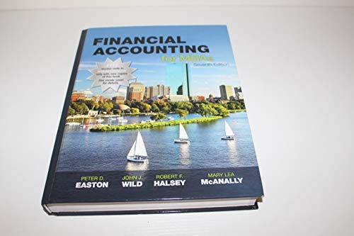 FINANCIAL ACCOUNTING FOR MBAS-W/ACCESS