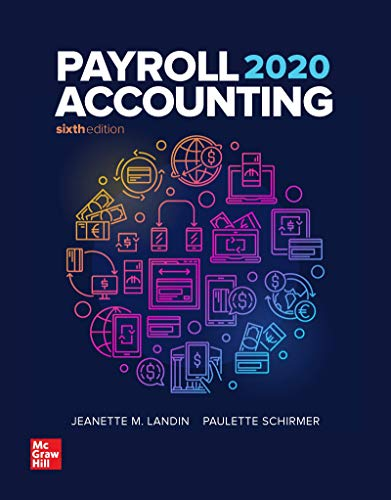 Payroll Accounting 2020