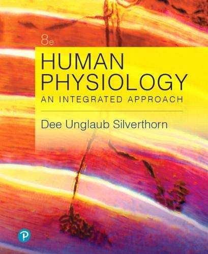 Human Physiology: An Integrated Approach Plus Mastering A&P with Pearson eText -- Access Card Package (8th Edition) (What's New in Human Physiology)