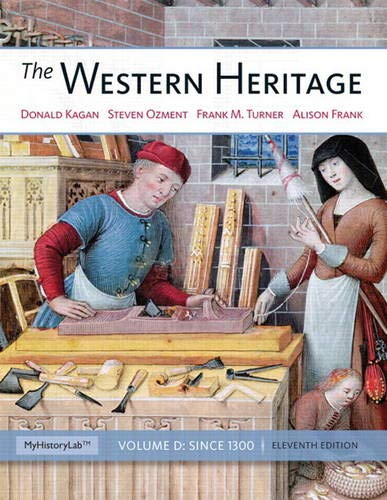 Western Heritage, The: Since 1300