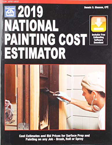 National Painting Cost Estimator 2019