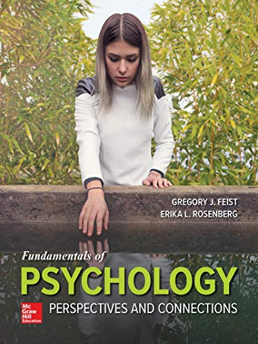 Looseleaf for Fundamentals of Psychology: Perspectives and Connections