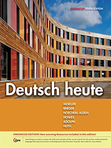 Deutsch heute, Enhanced (World Languages)