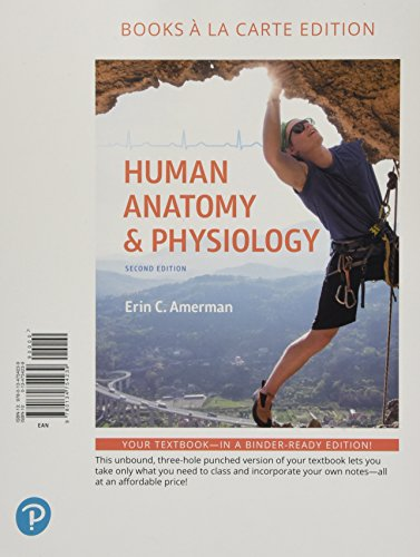 Human Anatomy & Physiology, Books a la Carte Plus Mastering A&P with Pearson eText -- Access Card Package (2nd Edition)