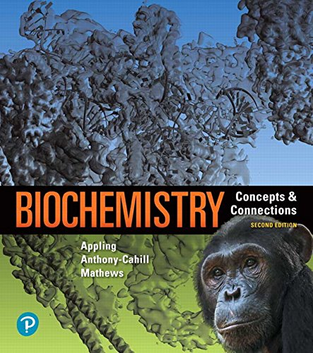 Biochemistry: Concepts and Connections Plus Mastering Chemistry with Pearson eText -- Access Card Package (2nd Edition) (What's New in Biochemistry)