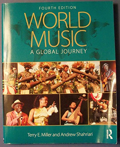 World Music : A Global Journey, 4Th Edn