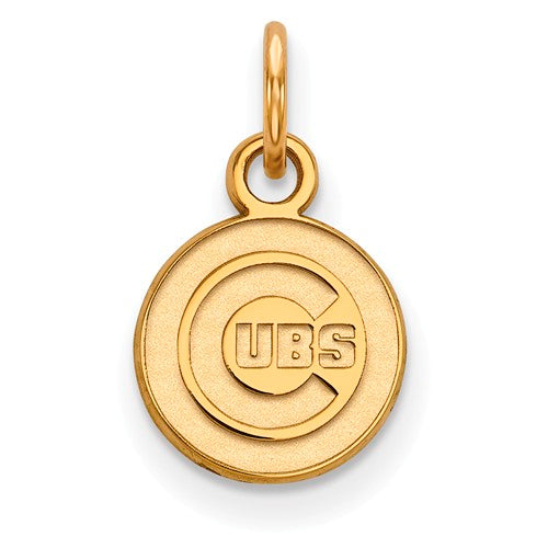 SS w/GP MLB  Chicago Cubs XS Pendant