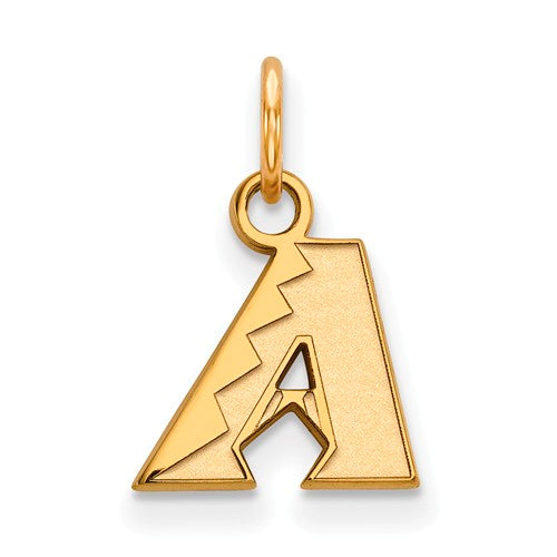 SS w/GP MLB  Arizona Diamondbacks XS Pendant