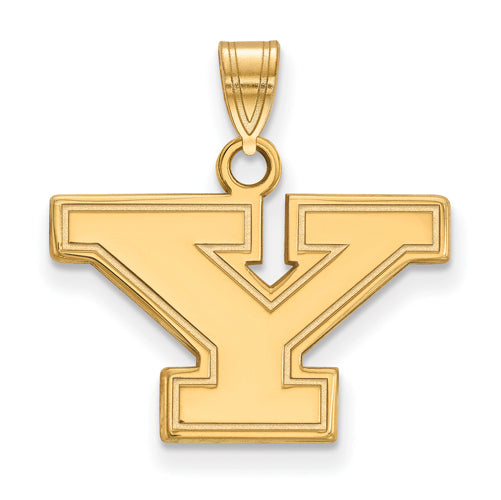 SS w/GP Youngstown State University Small Pendant