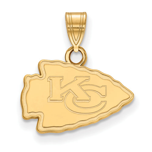 GP Kansas City Chiefs Small Pendant