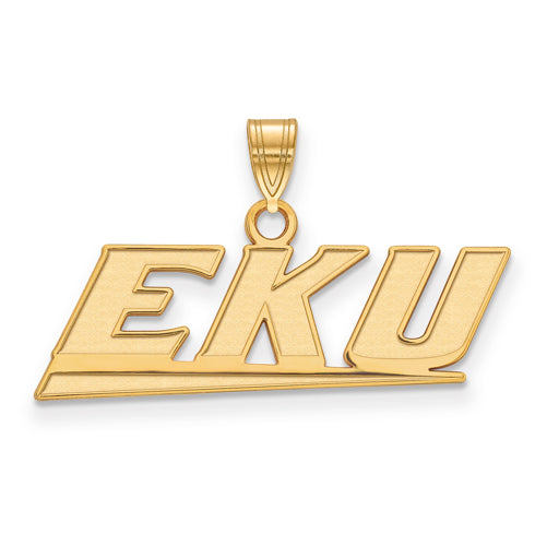 SS w/GP Eastern Kentucky University Small EKU Pendant