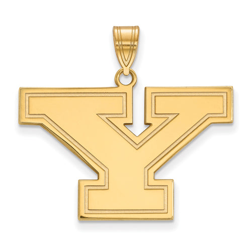 SS w/GP Youngstown State University Large Pendant