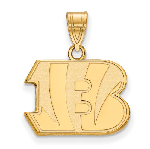 GP Cincinnati Bengals Medium Pendant