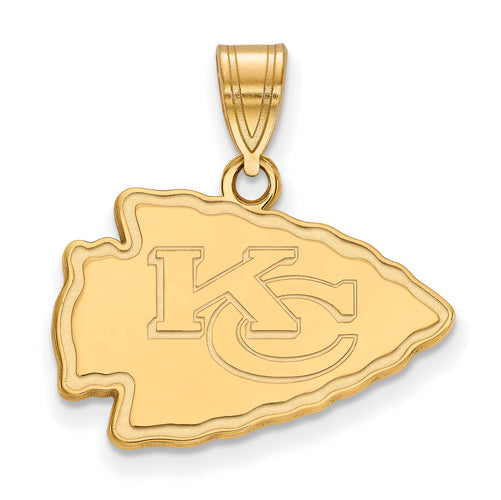 GP Kansas City Chiefs Medium Pendant