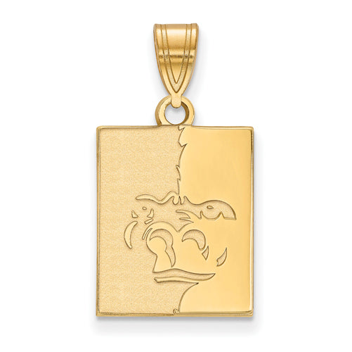 SS w/GP Pittsburg State University Medium Pendant
